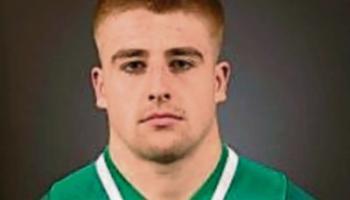 Naas' Jordan Duggan returns to Ireland U20s to play England