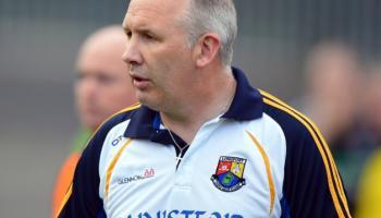 Glenn Ryan is new Kildare football manager