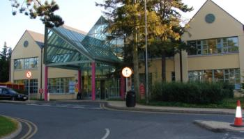14 patients on trolleys at Naas Hospital