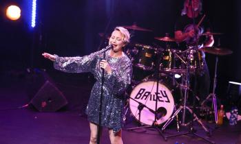 PICTURES: Live music with Arlene Bailey at the Moat Theatre, Naas