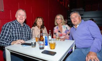 PICTURE GALLERY: Des Hopkins Jazz Band gig at the Moat Theatre, Naas