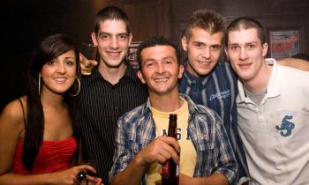 FLASHBACK NIGHTS OUT: Party time in Tigerlily nightclub, Kildare town, back in 2010
