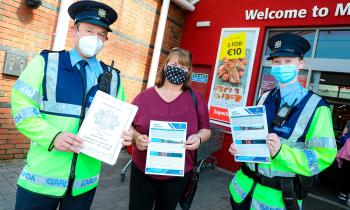 PICTURES: Kildare Community Gardai meet-and-greet in Monasterevin