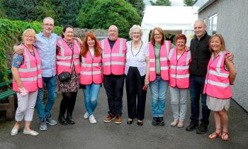 PHOTOS: Naas Care of the Aged welcomed back with afternoon tea