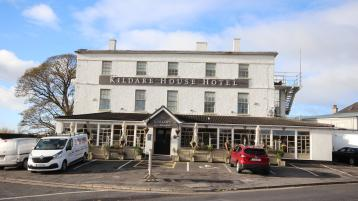 Major changes proposed to Kildare hotel
