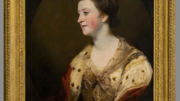 344 year old portrait of Duchess of Leinster to be unveiled in Castletown House tomorrw