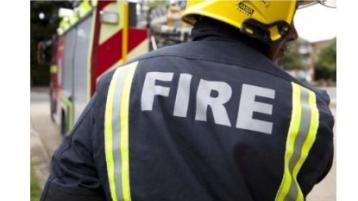 Co Kildare forest fires could be pattern throughout this summer as dry weather goes on warns emergency service with peat workers fighting fires