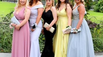 PHOTO GALLERY: Cross and Passion College, Kilcullen Debs 2019