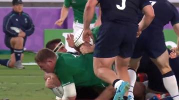 Furlong hails few days off as Ireland gear up for Samoa clash