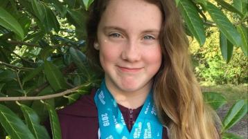 Kildare swimmer Aoife Doran selected to Ireland team for 2024 Olympics