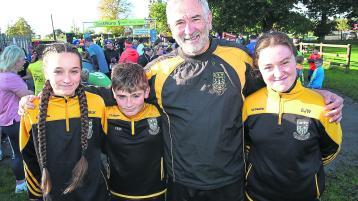 PHOTO GALLERY: Round Towers GAA family fun run