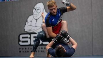 Kildare MMA prospect Matiss Zaharovs promises exciting display in Brave CF fight from Bahrain this Thursday