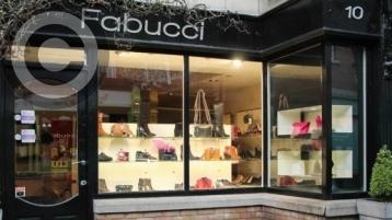 Fab footwear from Fabucci in Naas