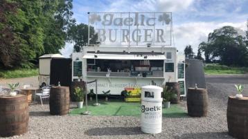 FREE burgers on Father's Day at Gaelic Burger & Coffee near Naas