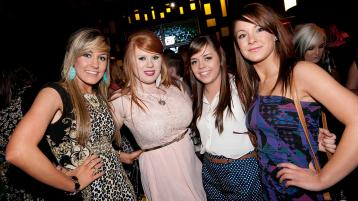 FLASHBACK PHOTOS: When Bressie dropped in to Tigerlilies nightclub in Kildare town