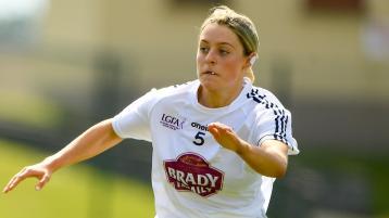 Kildare Ladies team v Laois named