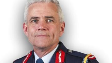 New chief of staff of the Defence Forces appointed