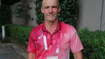 Newbridge man officiating at Olympics