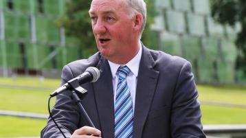 Tributes paid to retiring Kildare chief executive Peter Carey