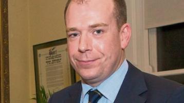 Naas councillor Scully supports Sharkey Áras bid