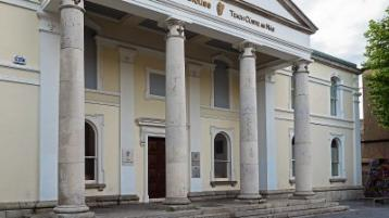 Kildare man with bullet lodged in head appears in court