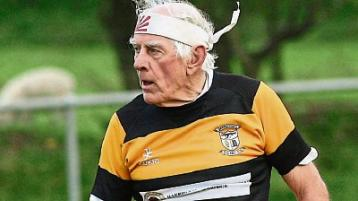 Newbridge RFC mourns oldest player as Fred Forster passes away at 85