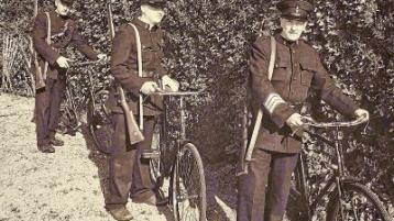 Local History: Black and Tans in Kildare during the War of Independence