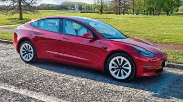 Motoring Review: The Tesla Model 3 powers ahead