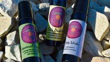Enterprising Ballymore Eustace teen launches aromatherapy range