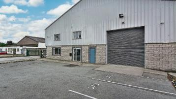 Kildare Property Watch: Naas warehouse and office unit up for sale