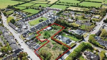 Kildare Property Watch: Ready-to-go site in Athgarvan on sale for €850,000