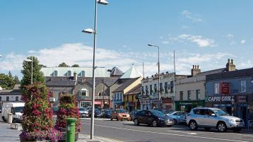 Naas' Poplar Square 'being used as a public toilet'