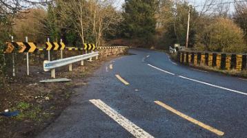 Cock Bridge reopened after crash damage