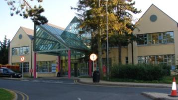 Four patients on trolleys at Naas Hospital