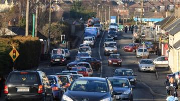 Trucks may be barred from Sallins