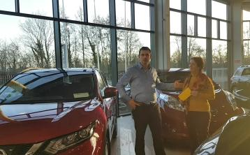 WIN! A voucher worth up to €5,500 off a new car from Naas Nissan