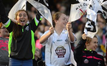 PHOTO GALLERY: Lilywhite fans celebrate Ladies' All-Ireland glory