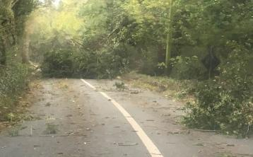 #Ophelia Road Safety Authority urges Kildare motorists to remain vigilant
