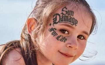 20% of Irish parents don't realise the damage sun is causing to their children