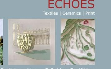Local artists launch exhibition at Castletown House in Celbridge