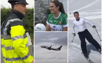WATCH: Search underway as Offaly Rose of Tralee goes missing