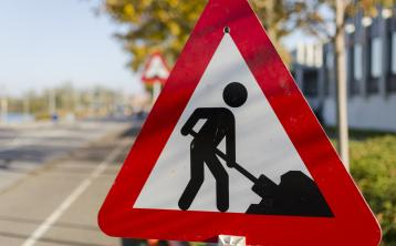 Road works taking place in Athy this week