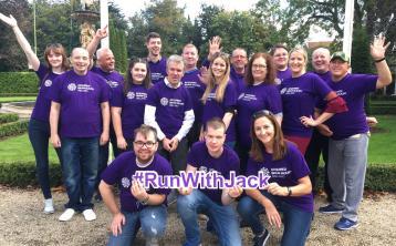 Inspirational Kildare brain injury survivor Jack Fadden returns for Clane Family Fun Run
