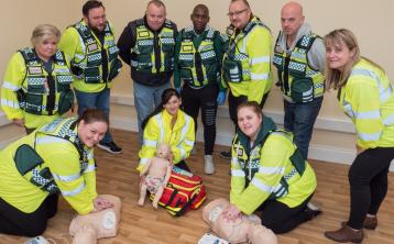 New life saving first responders group set up in South Kildare