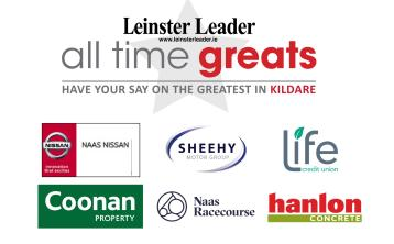 REVEALED: The winner of Kildare's All Time Great is...