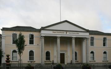 Woman alleged lashed out at a female garda