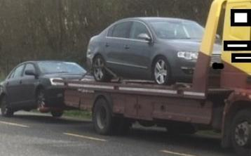 12 cars impounded by gardaí for having no tax, insurance or NCT at Kildare checkpoint