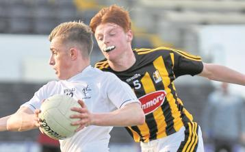 Kildare minor footballers too strong for Kilkenny