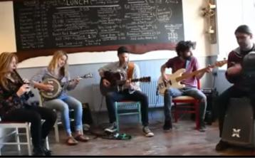 WATCH: Kildare's Bunoscionn say farewell to Games of Thrones with rendition of The Kingslanding of Kildare