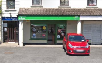 Kildare Gardai investigating armed raid at Prosperous Post Office